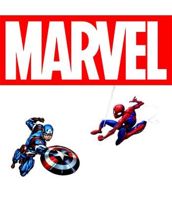 * Marvel