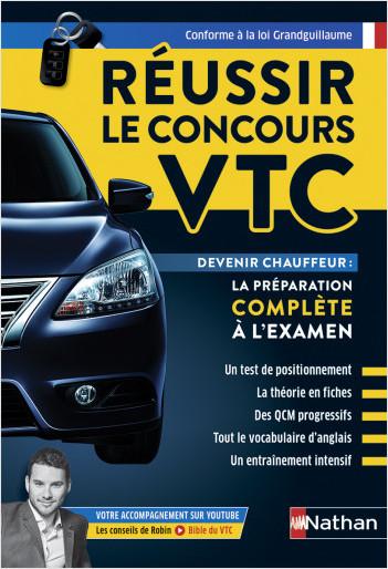 Réussir le concours chauffeur VTC
