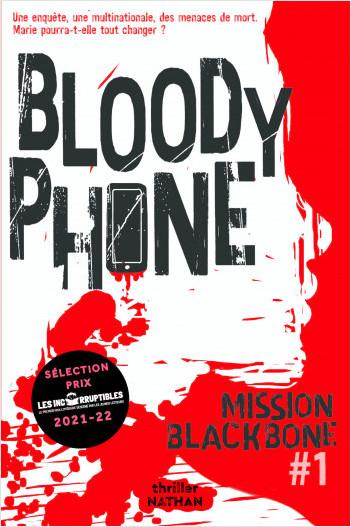 Collectif Blackbone - Bloody phone - Tome 1 - Roman dès 15 ans