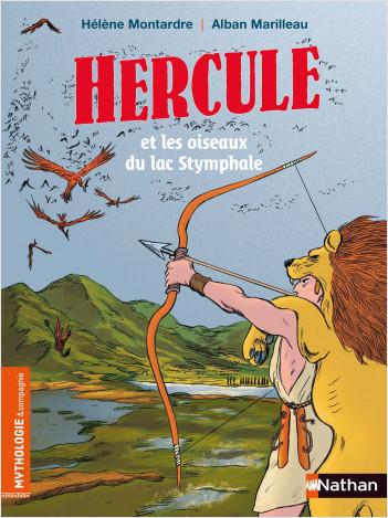 Ulysse et les oiseaux du lac Stymphale - Roman Mythologie - Dès 7 ans