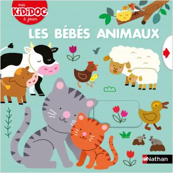 Les bébés animaux à jouer ! - kididoc dès 2 ans