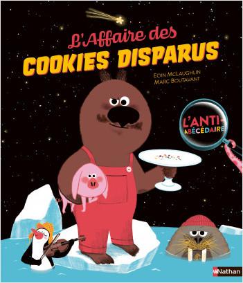 L'affaire du cookie disparu - Album - Dès 4 ans