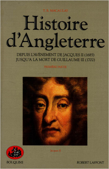Histoire d'Angleterre - Tome 1