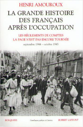 La Grande histoire des Français après l'Occupation - Tome 5