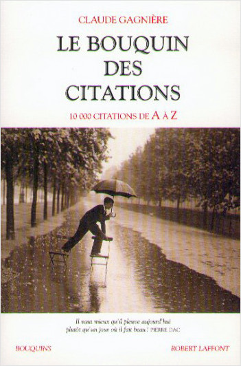 Le Bouquin des citations