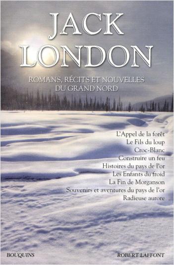 Romans, récits et nouvelles du Grand Nord