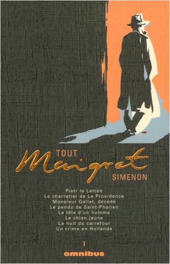 Tout Maigret T1