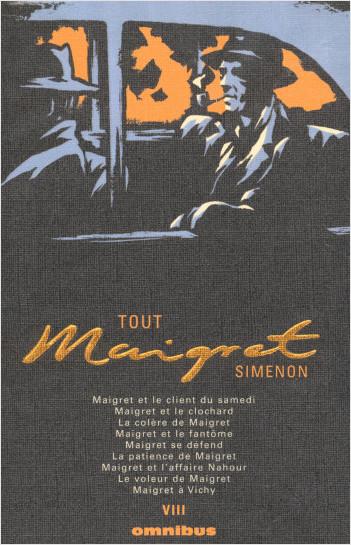 Tout Maigret T8