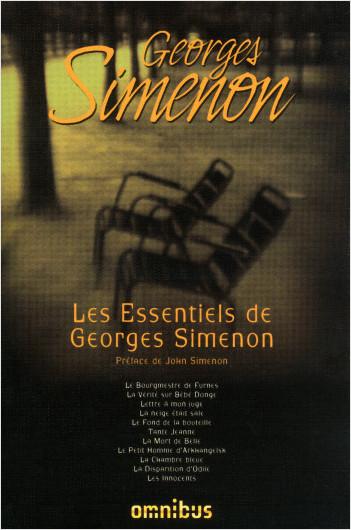 Les Essentielsde Georges Simenon