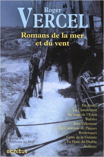 Romans de la mer et du vent