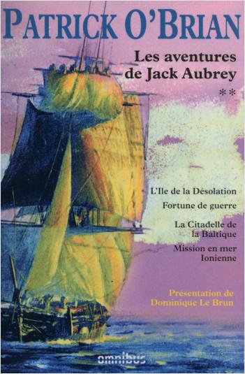 Les Aventures de Jack Aubrey T2 - N.ed -