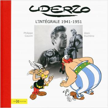 L'intégrale Uderzo 1941-1951