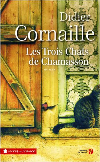 Les trois chats de Chamasson