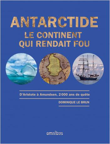 Antarctide - Le continent qui rendait fou