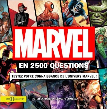 Marvel en 2 500 questions