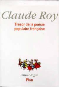 Trésor de la poésie populaire française