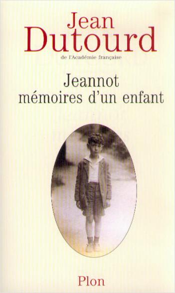 Jeannot, mémoires d'un enfant