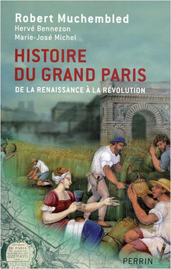 Histoire du Grand Paris