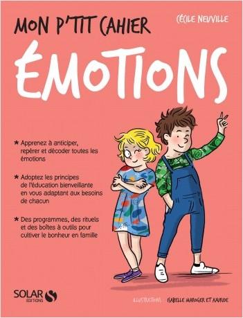 Mon p'tit cahier - Les émotions