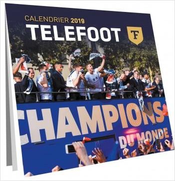Calendrier Téléfoot 2019