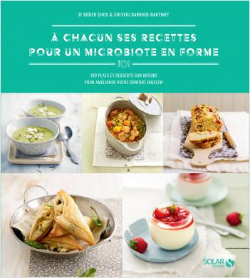 A chacun ses recettes - Pour un microbiote en forme