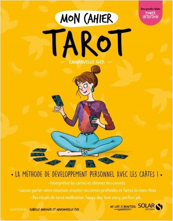 Mon cahier Tarot new
