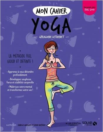 Mon cahier Yoga new