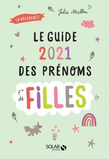 Guide 2021 des prenoms de filles