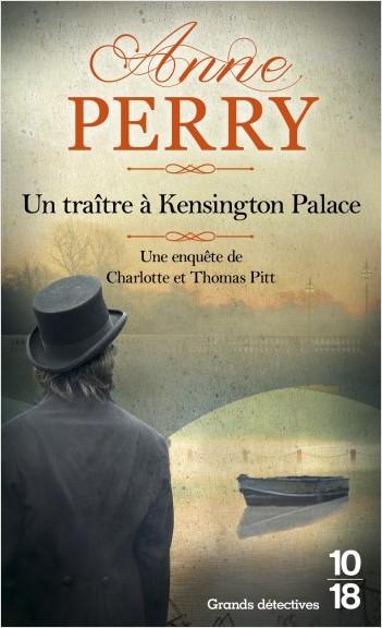 Un traître à Kensington Palace - poche