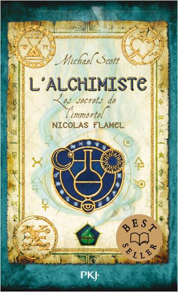 Les secrets de l'immortel Nicolas Flamel - Tome 01