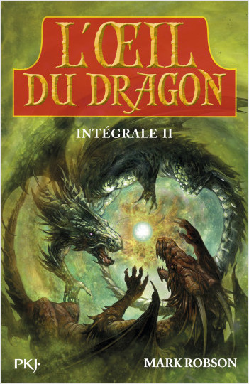 L'oeil du dragon collector T.3 et 4 INTERDIT CANADA