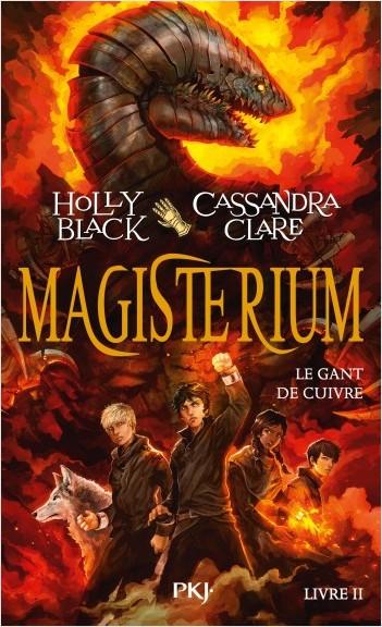 Magisterium - Tome 2 : Le Gant de cuivre