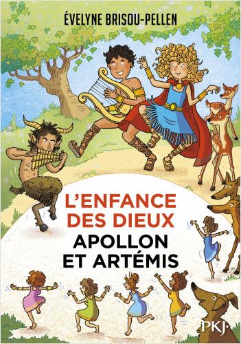 L'enfance des dieux - Tome 3 : Apollon et Artémis