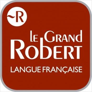 Dictionnaire Le Grand Robert de la langue française - Téléchargement Mac