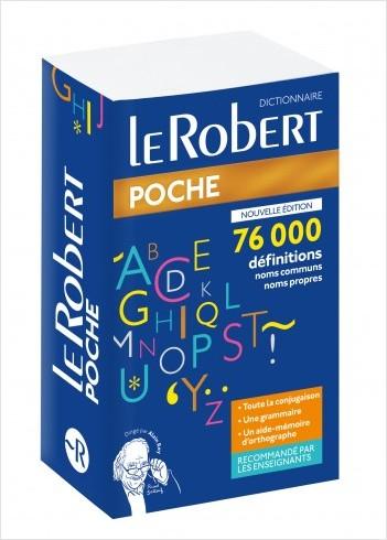 Dictionnaire Le Robert Poche - Nouvelle Édition