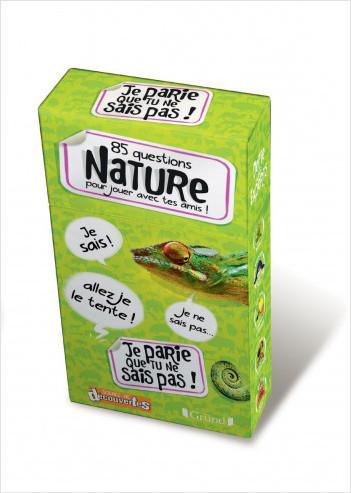 Boîte à questions - Nature