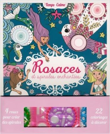 Rosaces et spirales enchantées