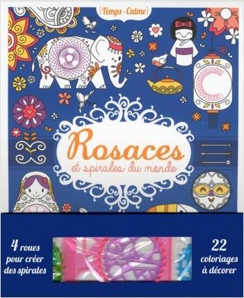 Rosaces et spirales du monde