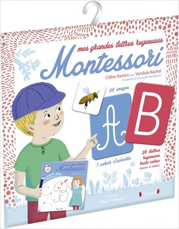 Mes grandes lettres Montessori