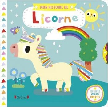 Mon histoire de licorne