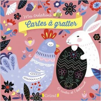 Cartes à gratter Pâques - nouvelle édition