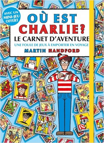 Où est Charlie ? - Le carnet d'aventure