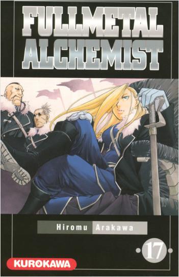 Fullmetal Alchemist - tome 17