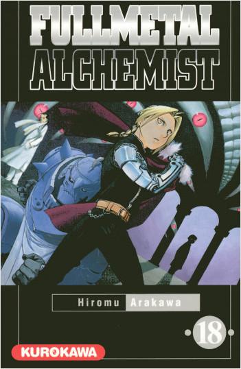 Fullmetal Alchemist - tome 18