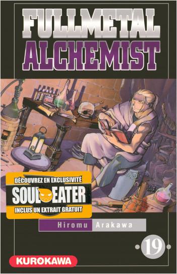 Fullmetal Alchemist - tome 19