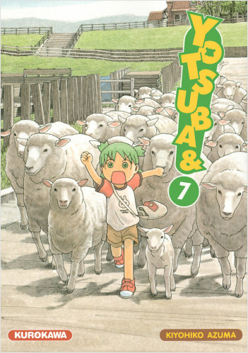Yotsuba & ! - tome 07