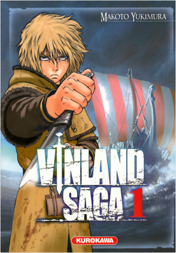 Vinland Saga - tome 01
