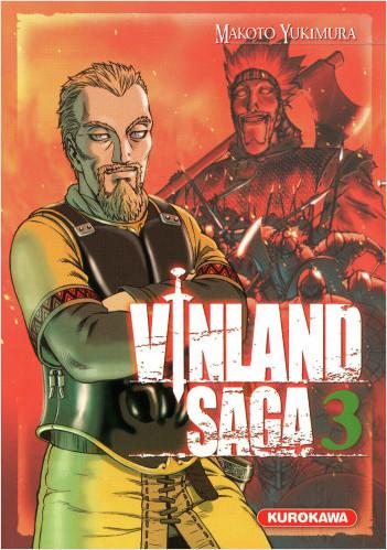 Vinland Saga - tome 03