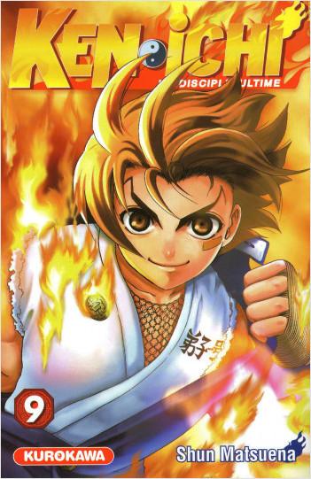 Ken-ichi - saison 1, Le Disciple ultime - tome 09