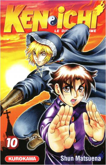 Ken-ichi - saison 1, Le Disciple ultime - tome 10
